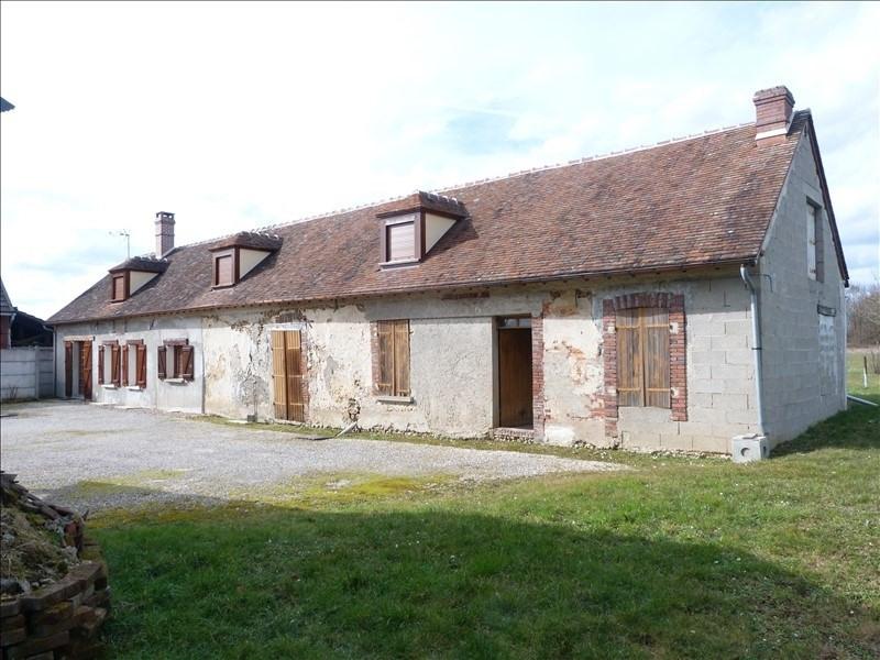 Vente maison / villa Secteur charny 110000€ - Photo 1