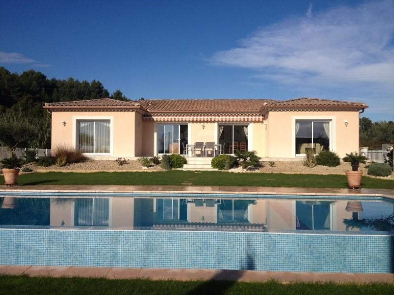 Vente de prestige maison / villa Sarrians 559 000€ - Photo 1