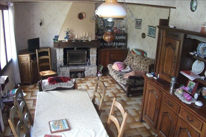 Sale house / villa Beuzec cap sizun 115500€ - Picture 2