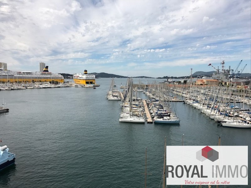 Vente appartement Toulon 365 600€ - Photo 1