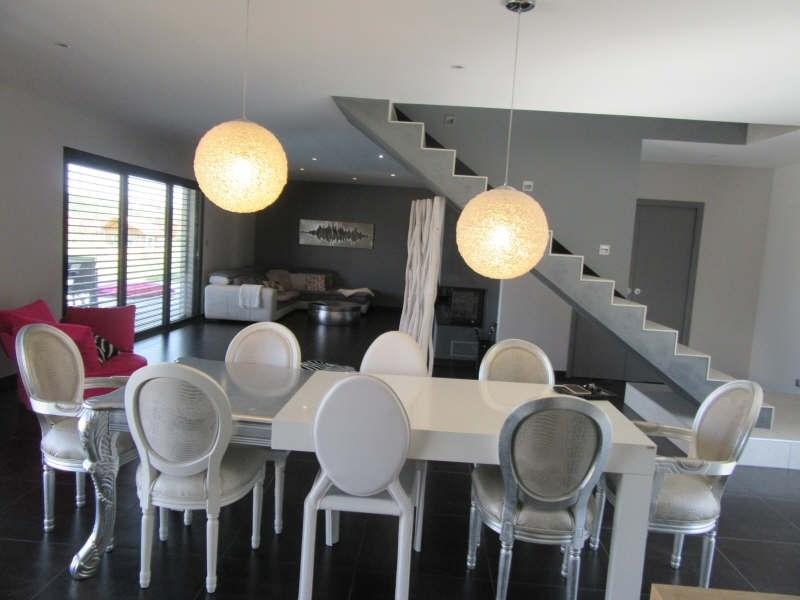 Revenda residencial de prestígio casa St cyr sur le rhone 695000€ - Fotografia 4