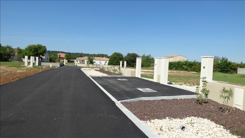 Vente terrain Mazan 122000€ - Photo 1