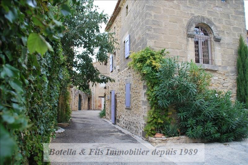 Verkoop  huis Uzes 255000€ - Foto 1