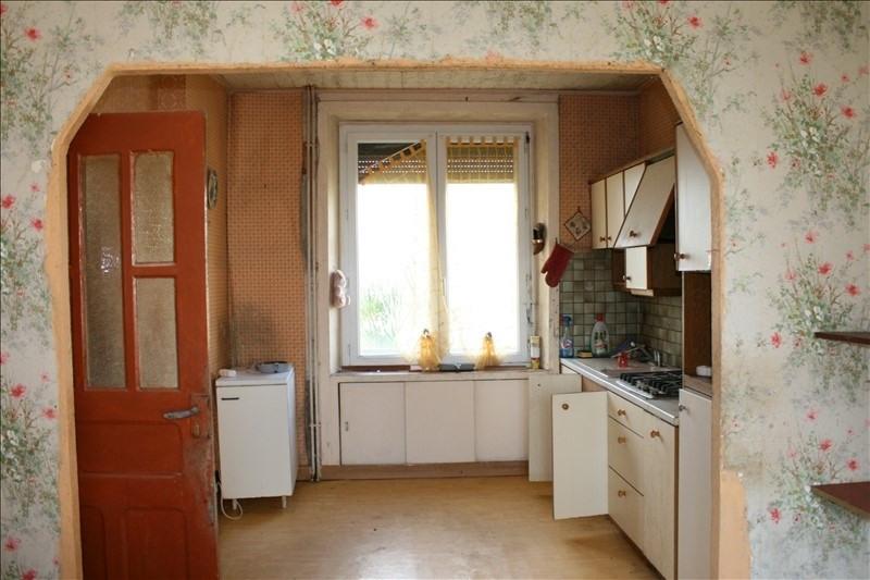 Vente maison / villa Pleugriffet 49000€ - Photo 5