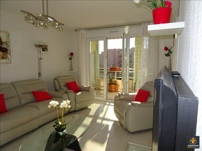 Sale apartment Sainte maxime 262000€ - Picture 5