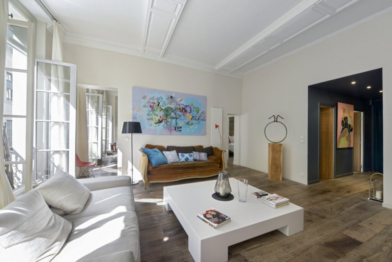 Престижная продажа квартирa Paris 3ème 1490000€ - Фото 2