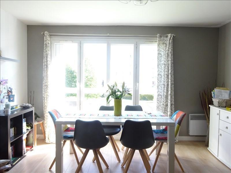 Sale apartment Brest 137500€ - Picture 2