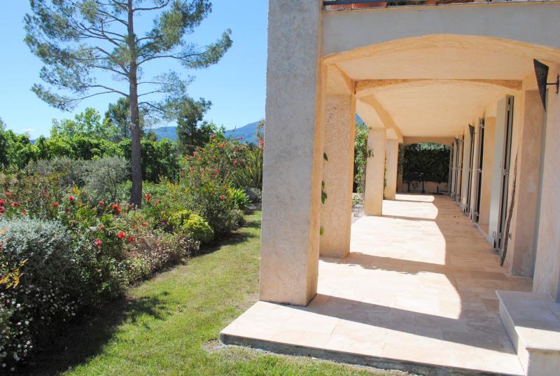 Venta de prestigio  casa Fayence 745000€ - Fotografía 34