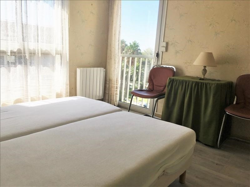 Vacation rental apartment St raphael 525€ - Picture 6
