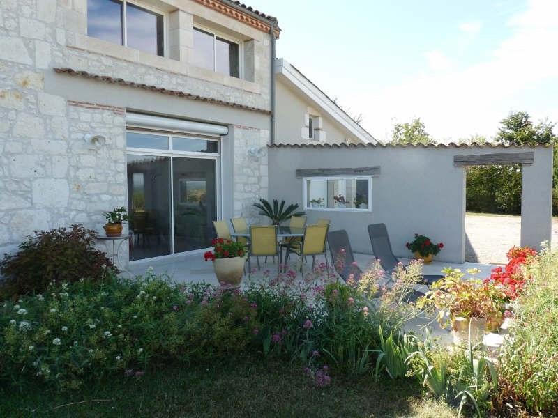 Sale house / villa Roquefort 386400€ - Picture 8