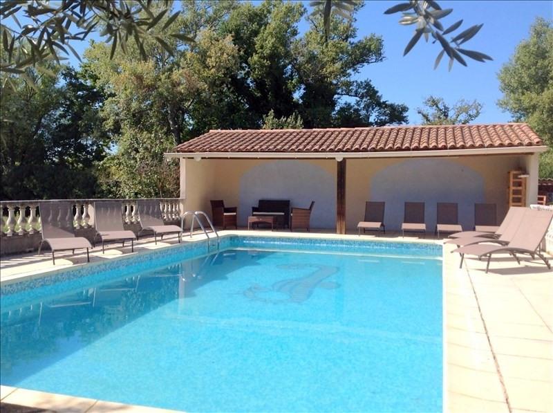 Vente maison / villa Monteux 435000€ - Photo 2