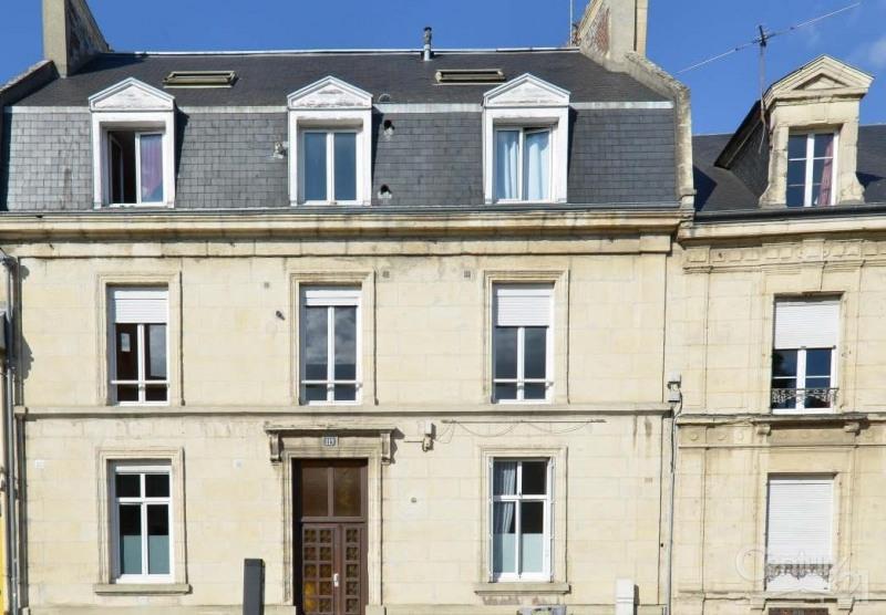 Revenda apartamento Caen 78500€ - Fotografia 1