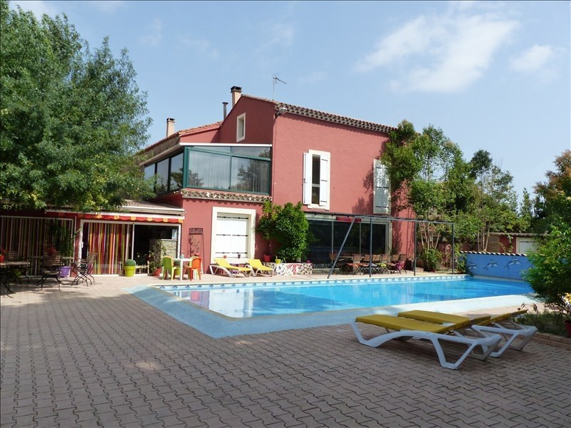 Deluxe sale house / villa Beziers 895 000€ - Picture 1