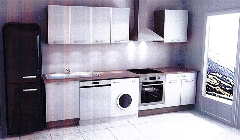 Location appartement Viry 920€ CC - Photo 4
