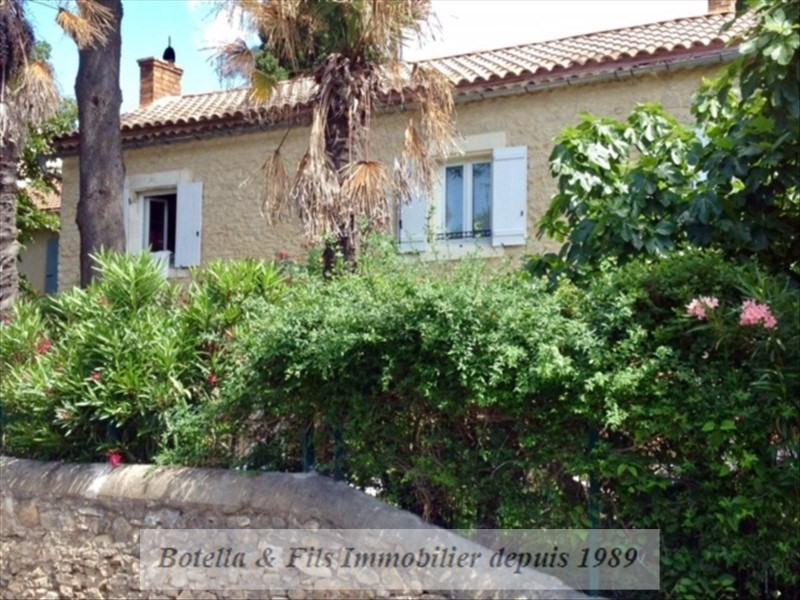 Vente maison / villa Bagnols sur ceze 262000€ - Photo 1