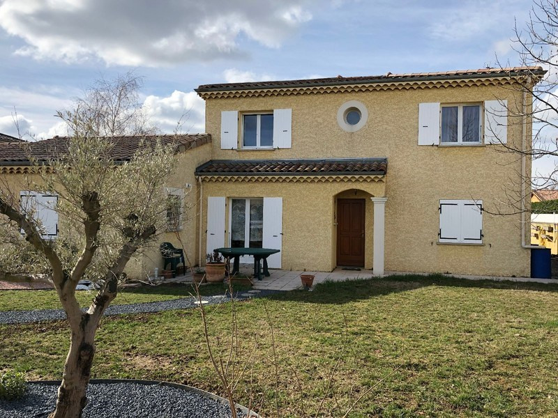 Vente maison / villa Romans-sur-isère 295000€ - Photo 1
