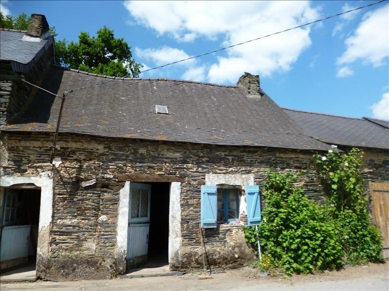 Vente maison / villa Guemene penfao 33000€ - Photo 1