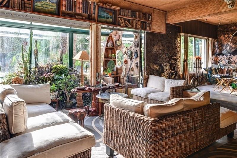 Vente de prestige maison / villa Chatou 1495000€ - Photo 1