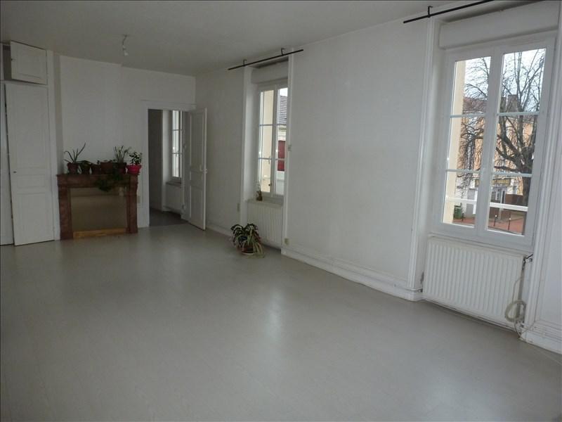 Vente appartement Roanne 124000€ - Photo 2