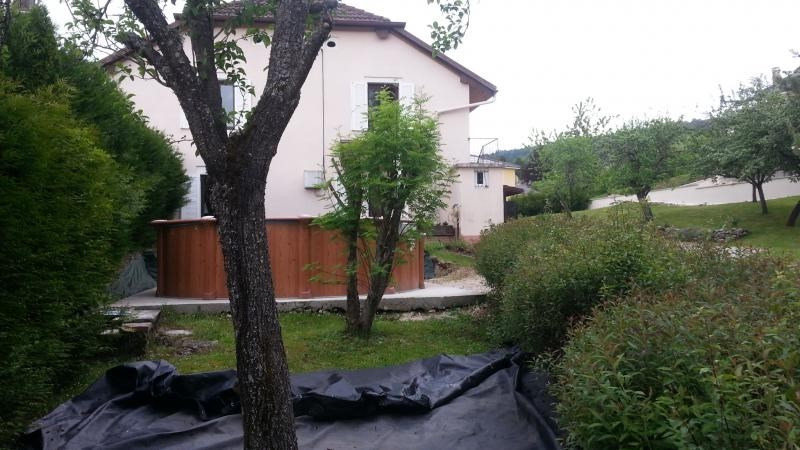 Sale house / villa Arbent 330 000€ - Picture 1