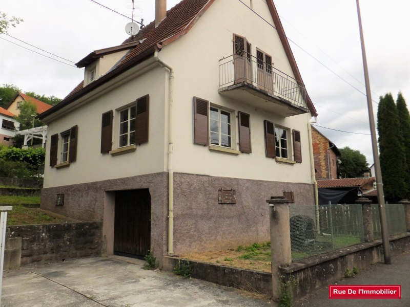 Vente maison / villa Niederbronn les bains 143600€ - Photo 2