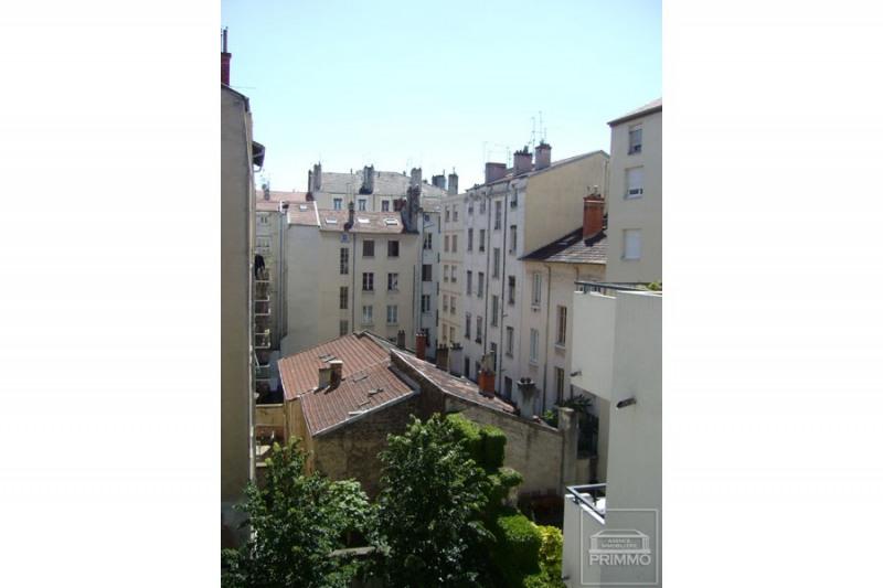 Rental apartment Lyon 7ème 715€ CC - Picture 2