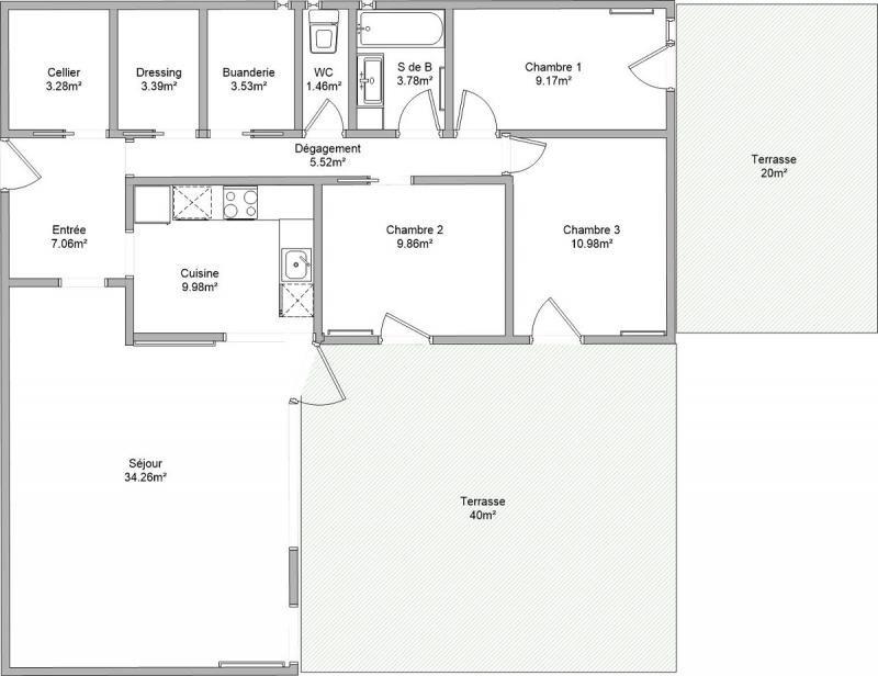 Sale apartment Evreux 194000€ - Picture 4