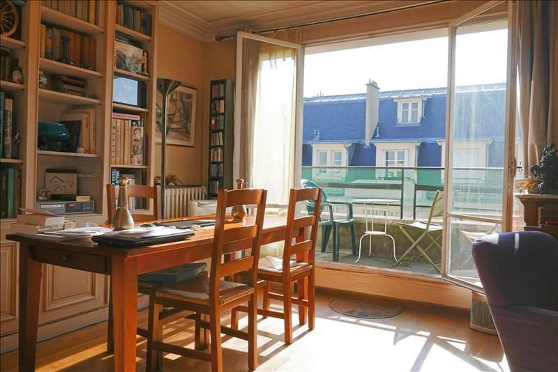 Vente de prestige appartement Paris 16ème 1097200€ - Photo 3