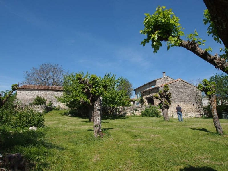 Venta de prestigio  casa Barjac 446000€ - Fotografía 12