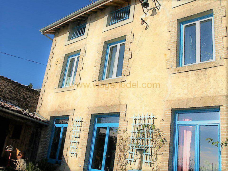 Viager maison / villa St genest malifaux 100000€ - Photo 1