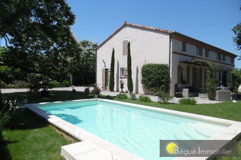 Deluxe sale house / villa L'isle jourdain 628000€ - Picture 7