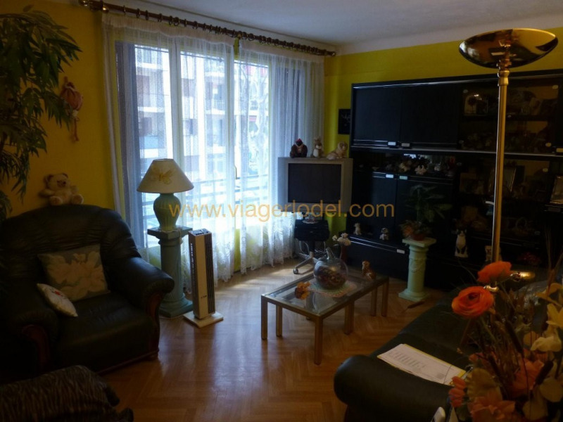 Viager appartement Nice 22 000€ - Photo 1