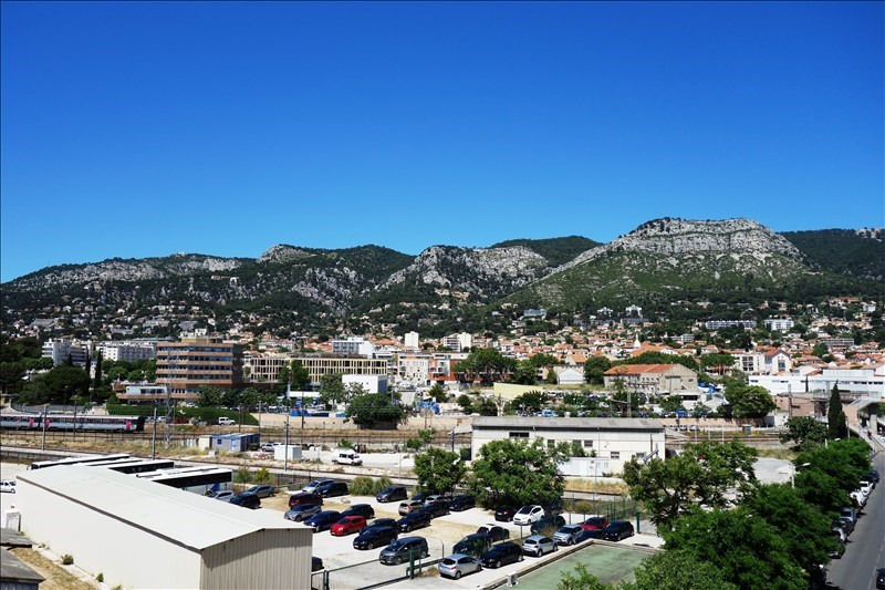 Sale apartment Toulon 135 000€ - Picture 1