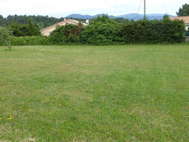Terrain constructible Aubenas