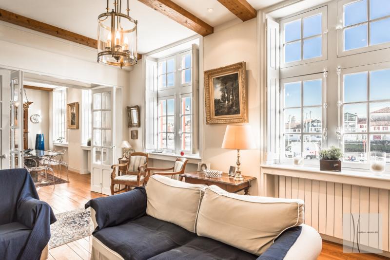 Vente appartement Ciboure 750000€ - Photo 1