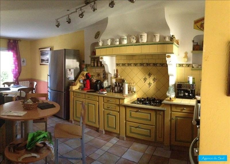 Vente maison / villa Carnoux en provence 385000€ - Photo 7