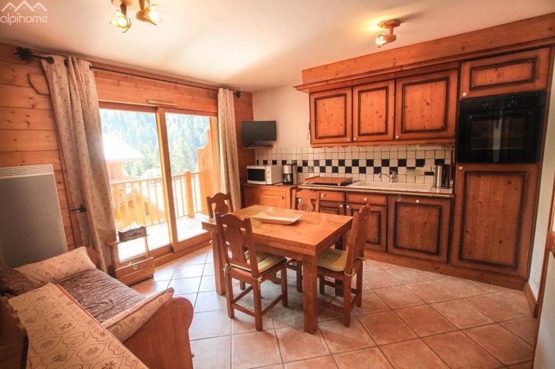Vente appartement Cohennoz 150000€ - Photo 5