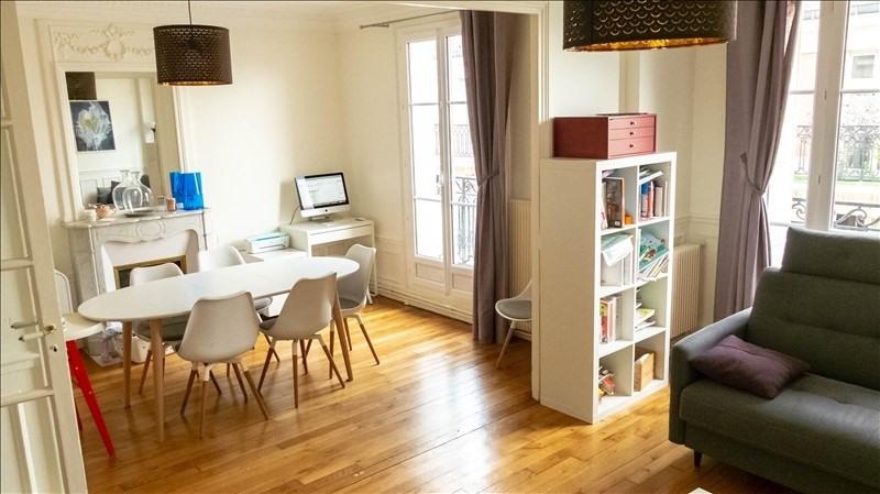 Sale apartment Asnieres sur seine 580000€ - Picture 1