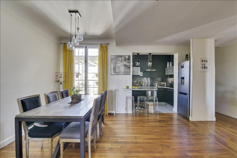 Sale apartment Clichy 885000€ - Picture 2