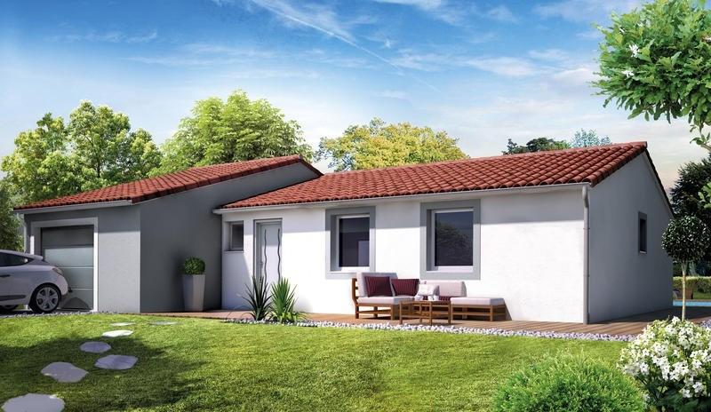 Maison  4 pièces + Terrain 449 m² Varennes-sur-Usson par ELAN AUVERGNE