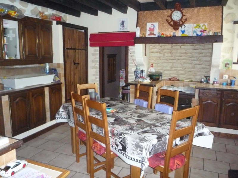 Vente maison / villa Chantenay st imbert 124000€ - Photo 1
