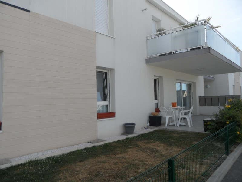Sale apartment Vannes 277 000€ - Picture 1
