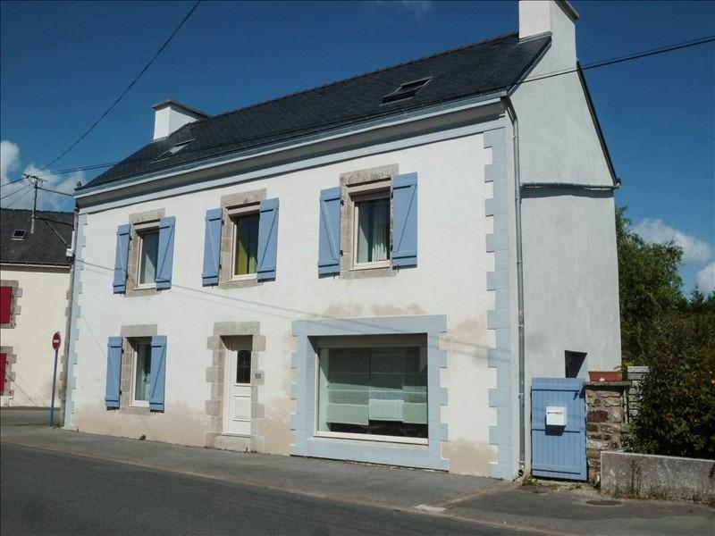 Vente maison / villa Clohars carnoet 173840€ - Photo 2