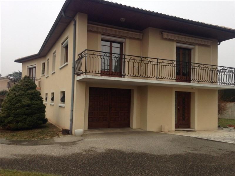 Sale house / villa St maurice l exil 273000€ - Picture 1