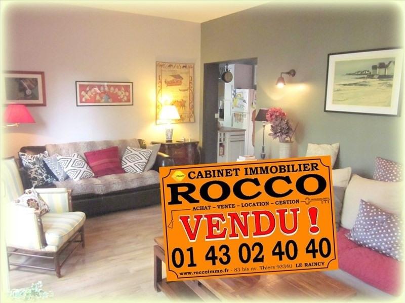 Vente maison / villa Villemomble 349000€ - Photo 1