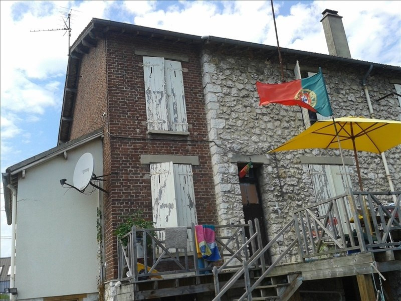 Vente maison / villa Vernon 129000€ - Photo 1