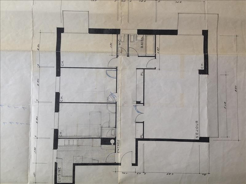 Vente appartement St cloud 620000€ - Photo 8