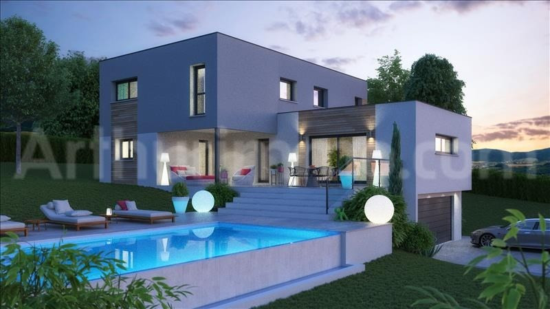 Vente de prestige maison / villa Champagne au mont d or 720000€ - Photo 1