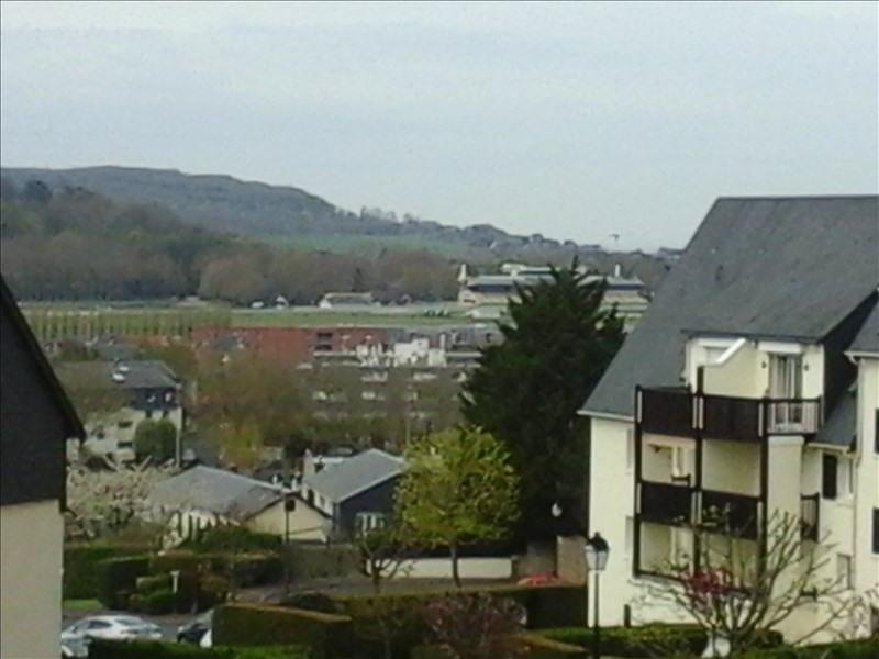 Vente de prestige appartement Touques 155000€ - Photo 3