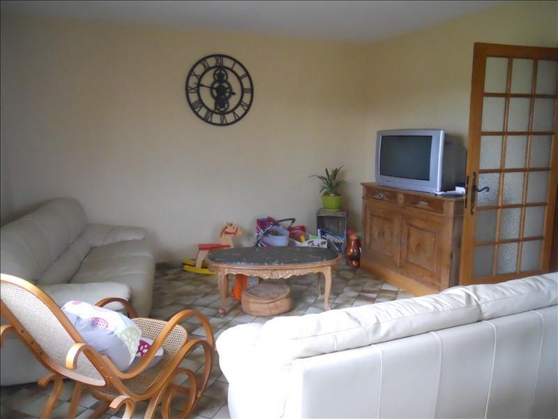 Location maison / villa Roussay 860€ CC - Photo 4
